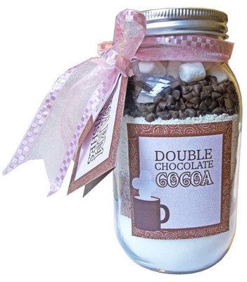 Double Chocolate Cocoa Jars