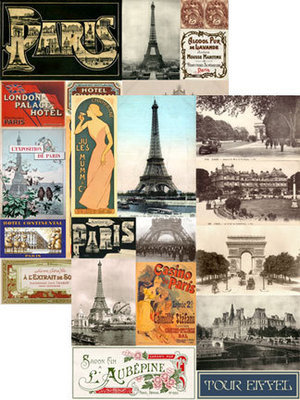 Paris Ephemera