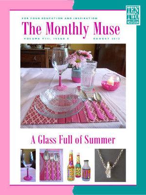 August - A Glass Full of Summer