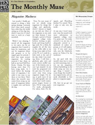 June – Magazine Madness