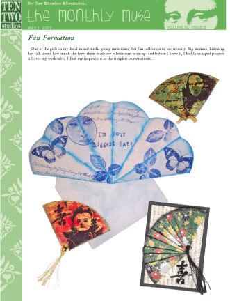 May – Fan Formation