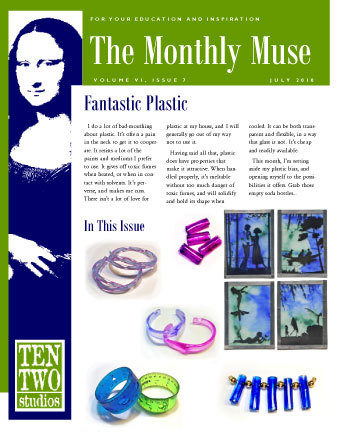 July – Fantastic Plastic