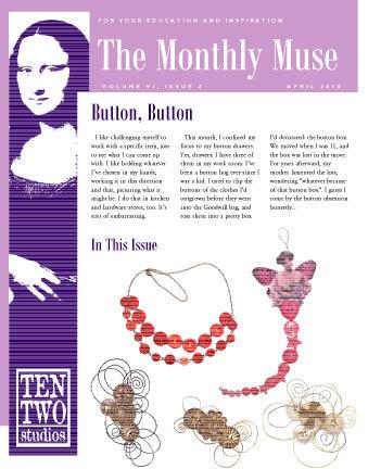 April – Button, Button