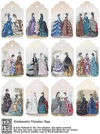 Fashionable Victorian