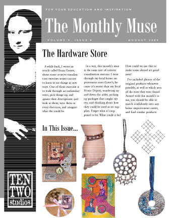 August – The Hardware Store