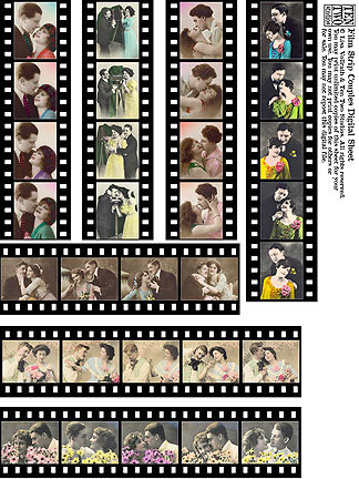 Film Strip Couples