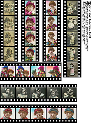Film Strip Kids