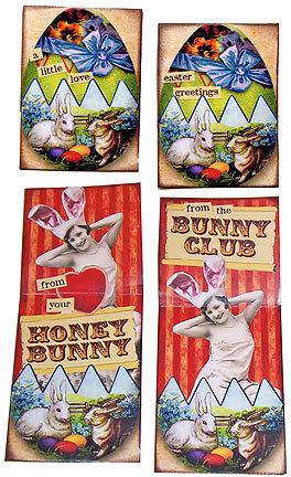 Bunny Club ATC