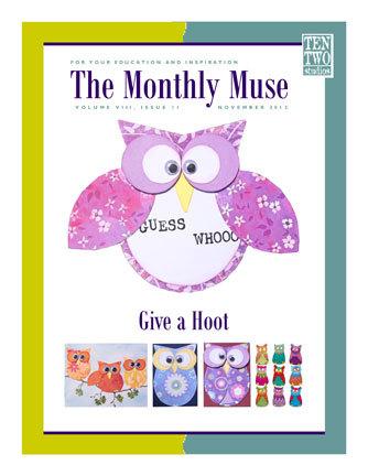 November - Give a Hoot