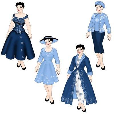 Vivian Blues Add-Ons