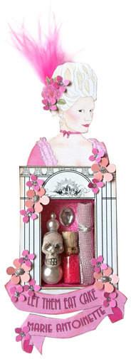 Marie Antoinette Shrine