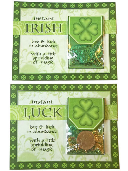 Instant Luck Card