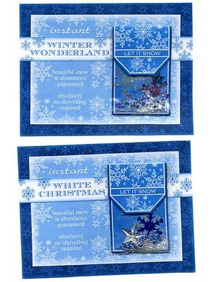 Instant Winter Card