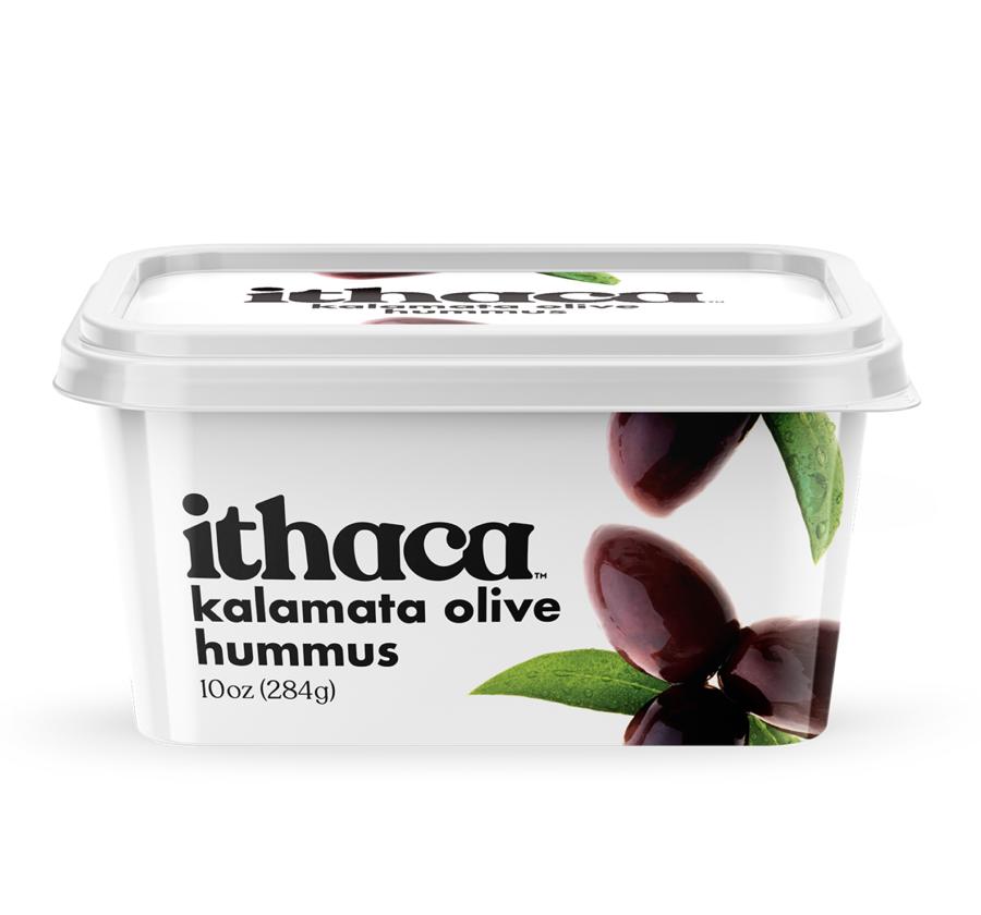 Ithaca Hummus kalamata olive hummus 10oz 284g