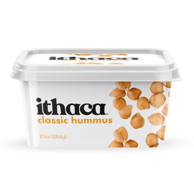 Ithaca Hummus classic hummus 10oz 284g