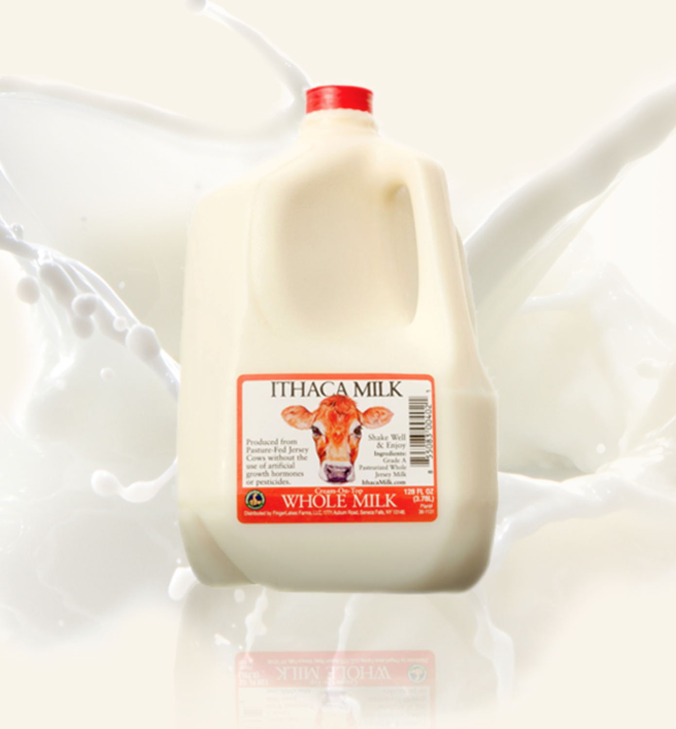 ITHACA MILK Whole Milk Gal (128 fl oz)