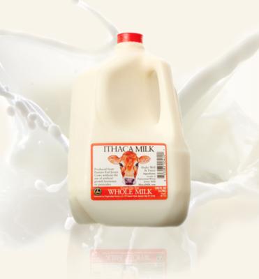 ITHACA MILK Whole Milk Gal (128 fl oz)