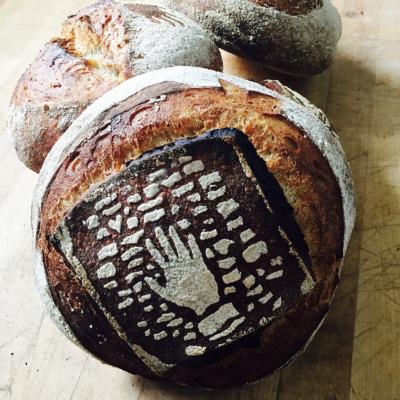 Wide Awake Bakery- Bread Freshly Selected