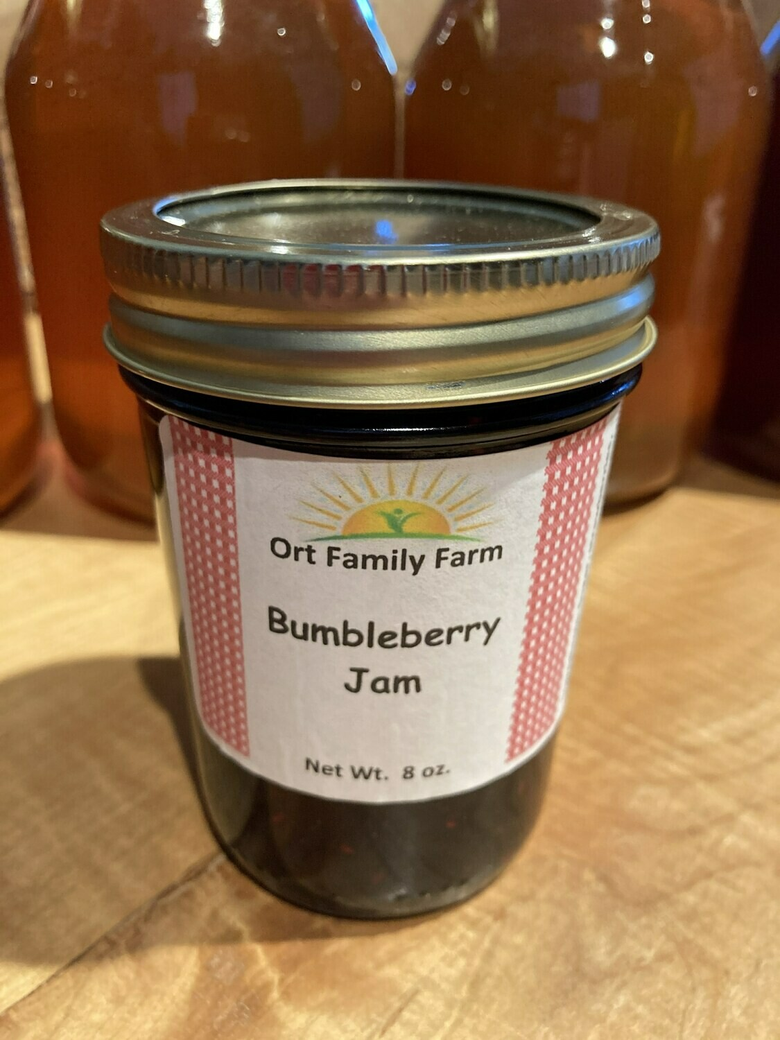 Bumbleberry Jam 8 oz
