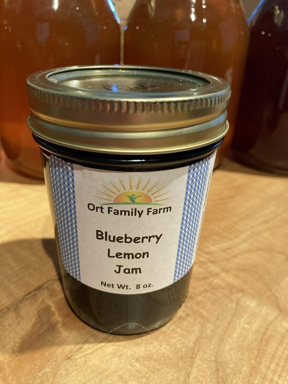 Blueberry Lemon 🍋 Jam 8 oz
