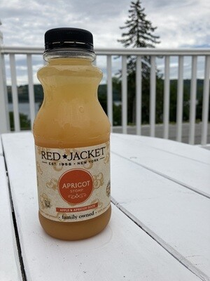 Apricot Stomp - Apple & Apricot Juice 12 oz