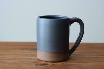 Farmhouse Mug in Slate