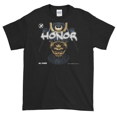 """Honor"" single Album Short-Sleeve T-Shirt"
