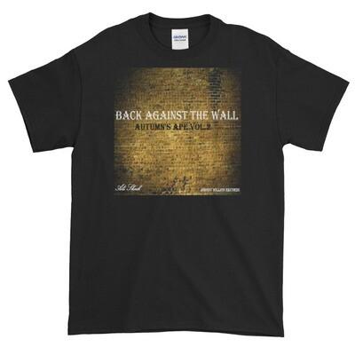 """Back Against The Wall"" single Album Short-Sleeve T-Shirt"