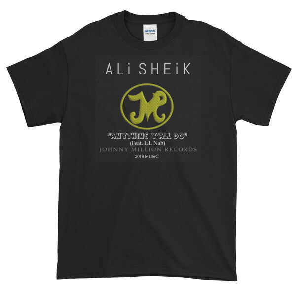 """Anything Y'all Do"" single Album Short-Sleeve T-Shirt"