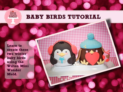 Baby Birds Tutorial