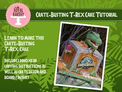 Dino Crate Tutorial