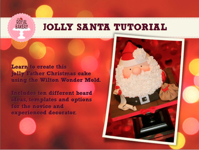 Jolly Santa Tutorial
