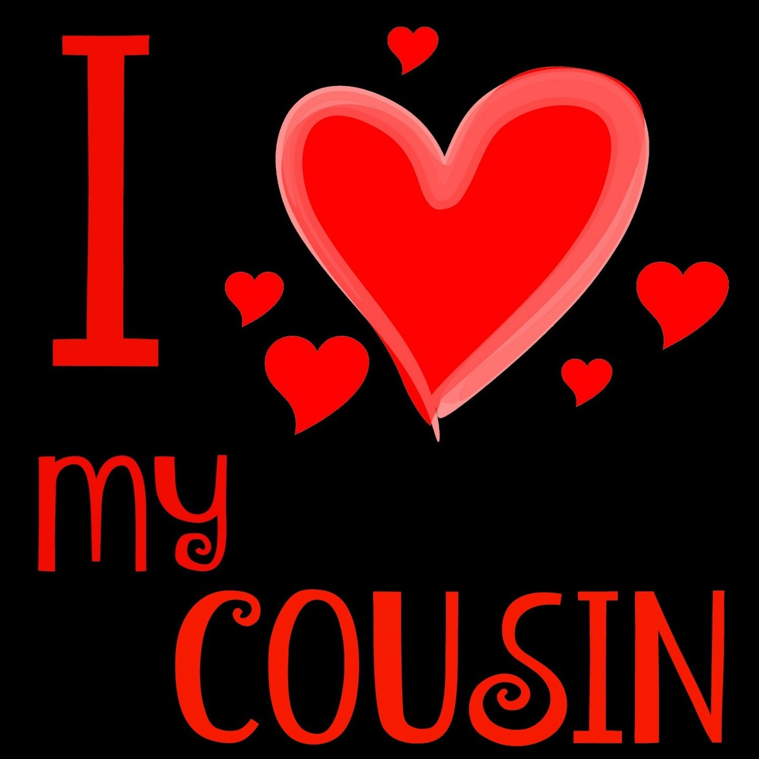 Do i cousin why love my 9 Things