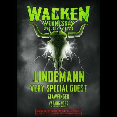 Wacken Wednesday