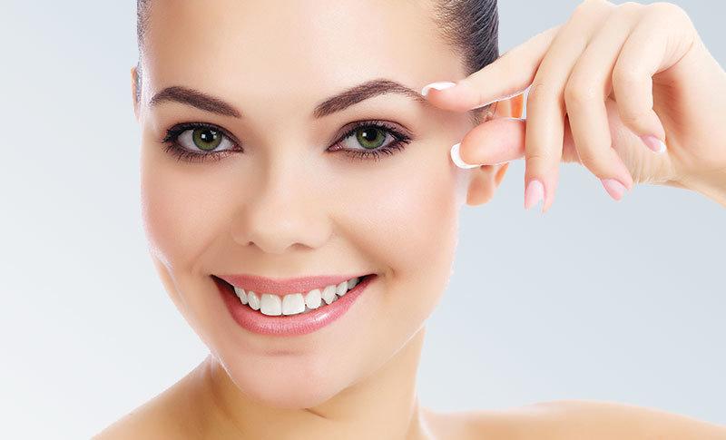 6 Eyebrow and Lip Wax Combo