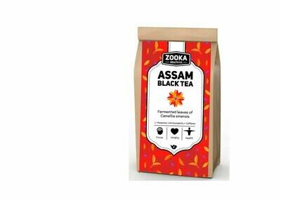 Assam Black Tea - Loose Leaf 100g