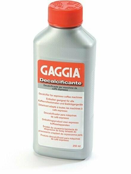 Gaggia Decalcifier Descaler Solution - 250ml
