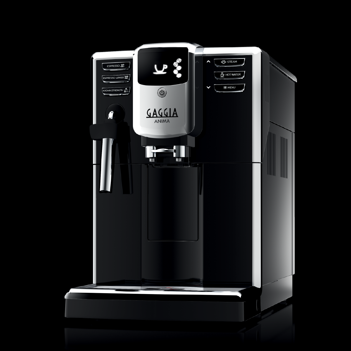 Gaggia Anima Black Coffee Machine ( COVID-19 PROMOTION )