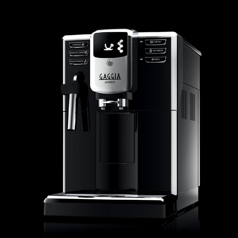 Gaggia Anima Black Coffee Machine ( COVID-19 PROMOTION )
