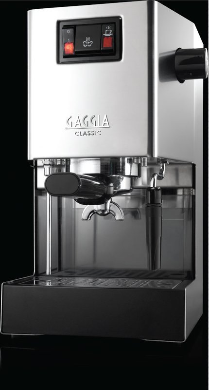 Gaggia Classic (Original) Manual Coffee Machine