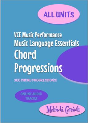 VCE Music Language Essentials Chord Progressions