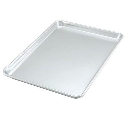 Flat Aluminum Tray