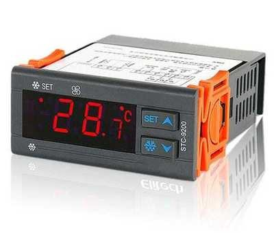 Digital STC-9200 Defrost Temperature Controller