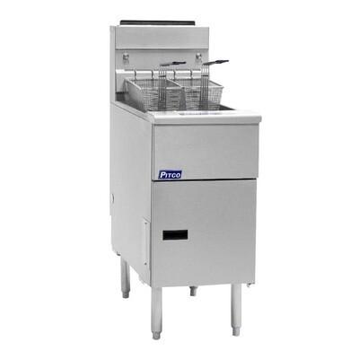 Gas Fryers Pitco