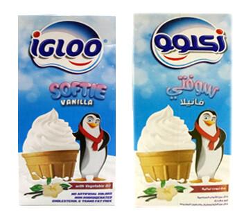 igloo softie vanilla