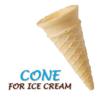 cone for ice cream