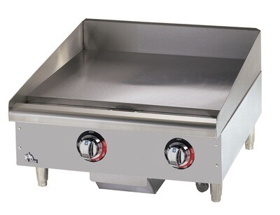 ​GAS COUNTERTOP GRIDDLE