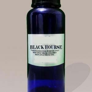 BLACK HOURSE