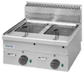 Gas fryer counter top
