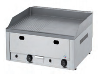 GAS GRIDDLE PLATE